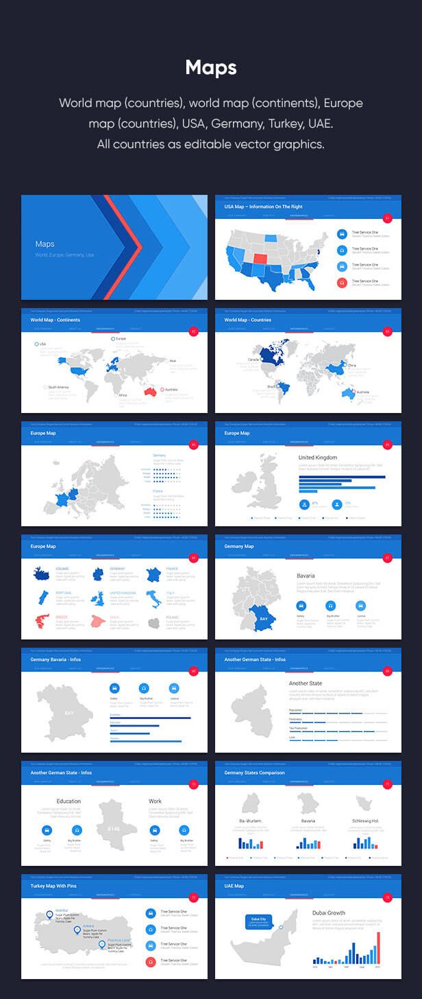 Material PowerPoint Presentation Template - 9