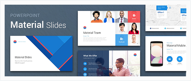 Must Keynote - Complete Business Template