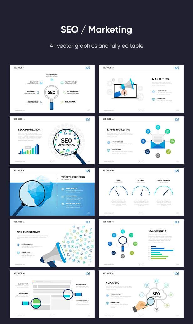 Business Keynote Presentation Template - 8